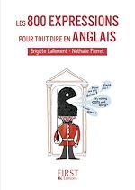 Télécharger le livre :  Petit Livre de - Les 800 expressions pour tout dire en anglais