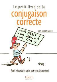 Télécharger le livre : Le Petit Livre de - Conjugaison correcte