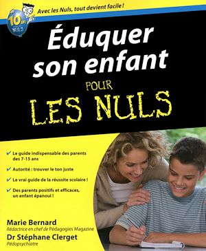 Téléchargez le livre :  Eduquer son enfant Pour les Nuls