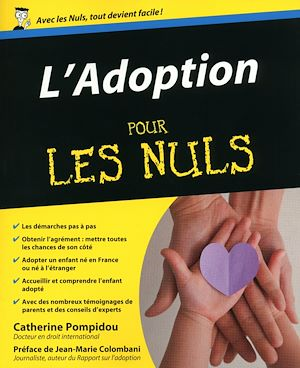 Téléchargez le livre :  Adoption Pour les Nuls (L')