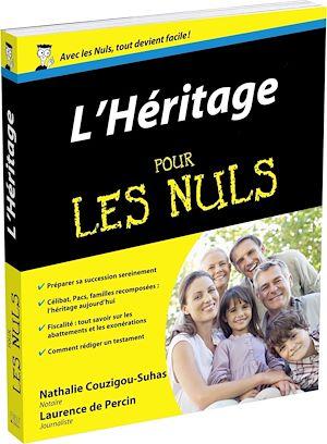 Téléchargez le livre :  L'Héritage Pour les Nuls