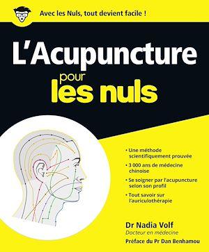 Téléchargez le livre :  L'Acupuncture pour les Nuls