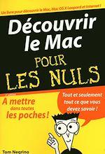 Télécharger cet ebook : Découvrir le Mac Pour les Nuls