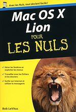 Télécharger cet ebook : Mac OS X Lion Poche Pour les Nuls