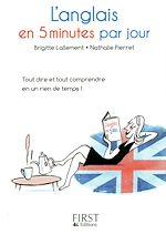 Télécharger le livre :  Petit livre de - L'anglais en 5 minutes par jour