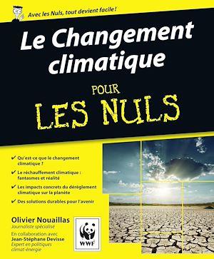 Téléchargez le livre :  Le Changement climatique Pour les Nuls