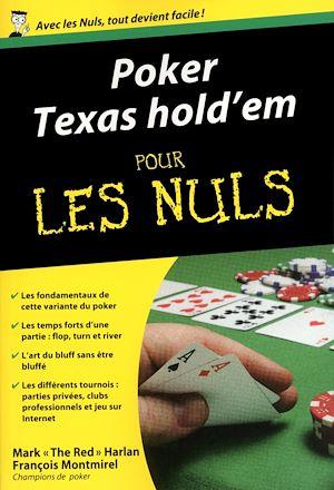 Téléchargez le livre :  Poker Texas Hold'em Poche Pour les Nuls