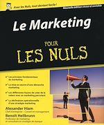 Télécharger le livre :  Le Marketing pour les Nuls 3e édition