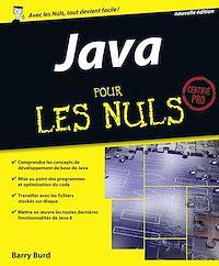 Télécharger le livre : Java Pour les Nuls, Nouvelle édition