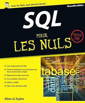 Téléchargez le livre :  SQL Pour les Nuls