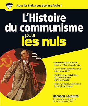 Téléchargez le livre :  L'Histoire du communisme pour les Nuls grand format