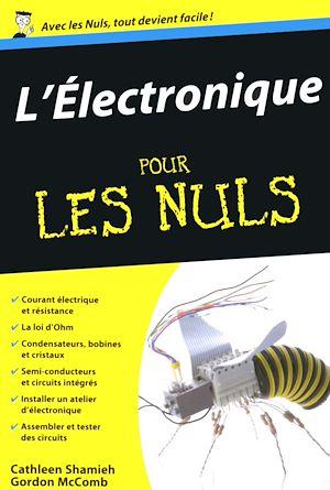 Téléchargez le livre :  L'électronique Poche pour les Nuls