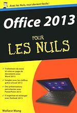 Télécharger le livre :  Office 2013 pour les Nuls