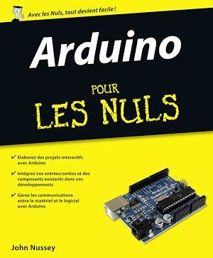 Téléchargez le livre :  Arduino Pour les Nuls