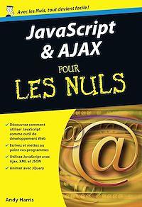 Télécharger le livre : Javascript et Ajax Poche Pour les Nuls