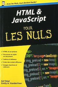 Télécharger le livre : HTML et Javascript Poche Pour les Nuls