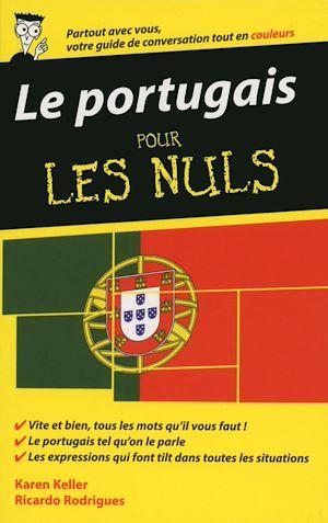 Téléchargez le livre :  Portugais - Guide de conversation Pour les Nuls (Le), 2e