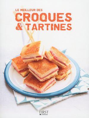 Téléchargez le livre :  Le meilleur des croques et tartines
