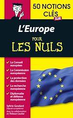 Télécharger cet ebook : 50 notions clés sur l'Europe pour les Nuls
