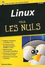 Télécharger cet ebook : Linux Pour les Nuls, édition poche, 9ème édition