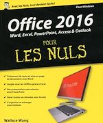 Télécharger le livre :  Office 2016 pour les Nuls grand format