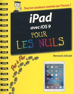 Téléchargez le livre :  iPad Pro, Plus, Air et mini Pas à pas Pour les Nuls
