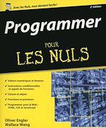 Télécharger le livre :  Programmer pour les Nuls, 2ème édition
