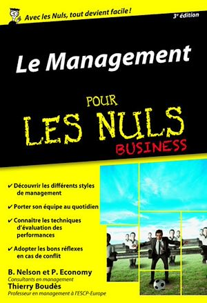 Téléchargez le livre :  Le Management pour les Nuls poche Business, 3e édition