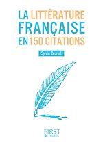 Télécharger le livre :  Petit livre de - La littérature française en 150 citations