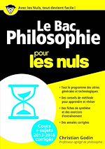 Télécharger le livre :  Le Bac Philosophie 2016 pour les Nuls