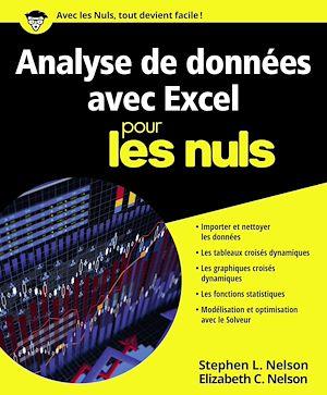 Téléchargez le livre :  Analyse de données avec Excel pour les Nuls