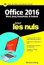 Télécharger le livre :  Office 2016 pour les Nuls poche