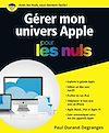 Téléchargez le livre numérique:  Gérer son univers Apple pour les Nuls