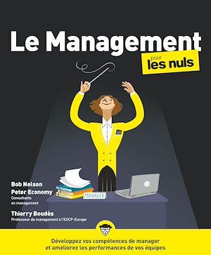 Téléchargez le livre :  Le management pour les Nuls, grand format, 4e ed, nouvelle charte