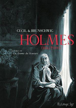 Téléchargez le livre :  Holmes (Tome 4) - La Dame de Scutari