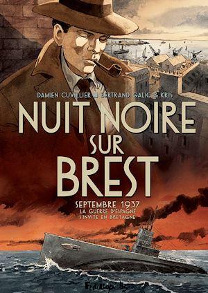 Téléchargez le livre :  Nuit noire sur Brest