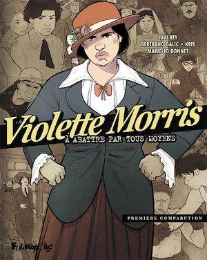 Téléchargez le livre :  Violette Morris (Tome 1)