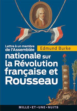 Téléchargez le livre :  Lettre à un membre de l'Assemblée nationale
