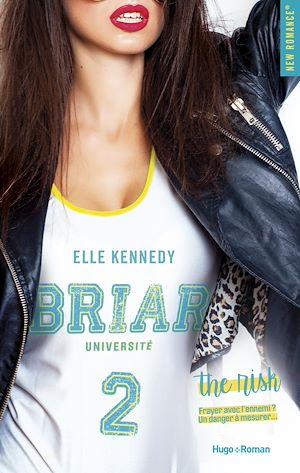 Téléchargez le livre :  Briar Université - tome 2 The risk