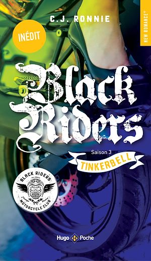 Téléchargez le livre :  Black Riders - tome 3 Tinkerbell