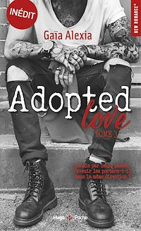 Télécharger le livre : Adopted Love - tome 3