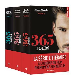 Téléchargez le livre :  365 JOURS - La trilogie