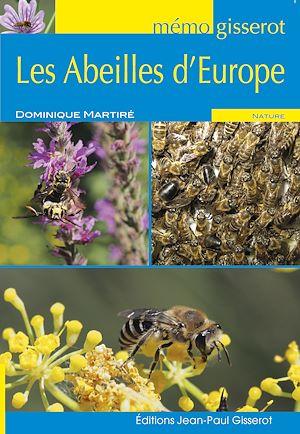 Téléchargez le livre :  Mémo : Les abeilles d'Europe
