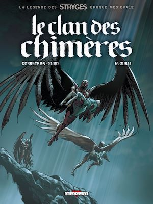Téléchargez le livre :  Le Clan des chimères T06