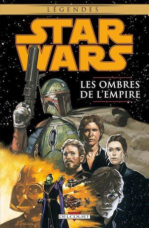 Téléchargez le livre :  Star Wars - Les ombres de l'Empire T01
