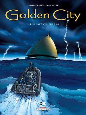 Téléchargez le livre :  Golden City T07