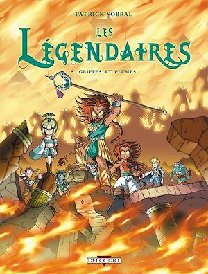 Téléchargez le livre :  Les Légendaires T08