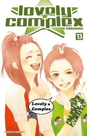 Téléchargez le livre :  Lovely Complex T13