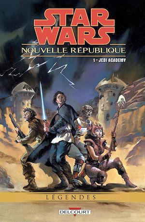 Téléchargez le livre :  Star Wars - Nouvelle République T01