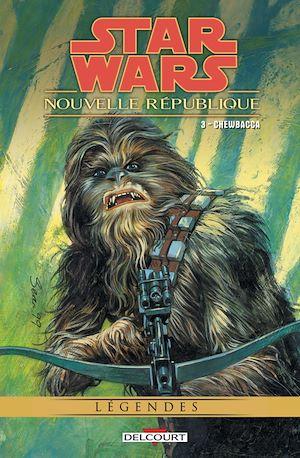 Téléchargez le livre :  Star Wars - Nouvelle République T03